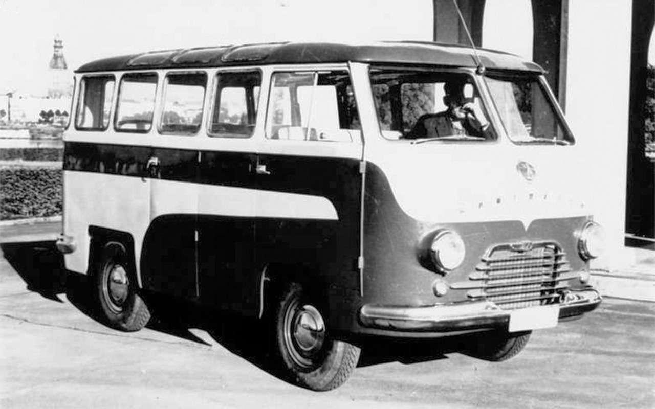 Автобусы, накоторых выникогда не ездили— фото 868818