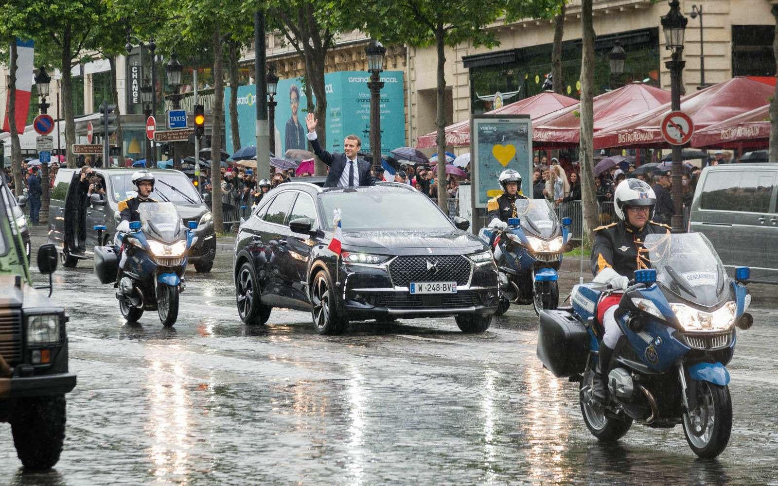 10автомобилей мировых лидеров: Аурус, «Зверь» идругие— фото 922536