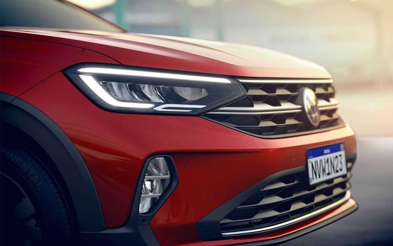 Volkswagen Nivus представлен официально. Ждать лиего вРоссии?— фото 1136758