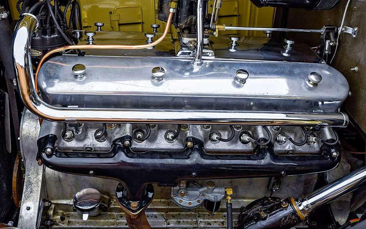Самые большие моторы отV12до W18: полная история— фото 1085962