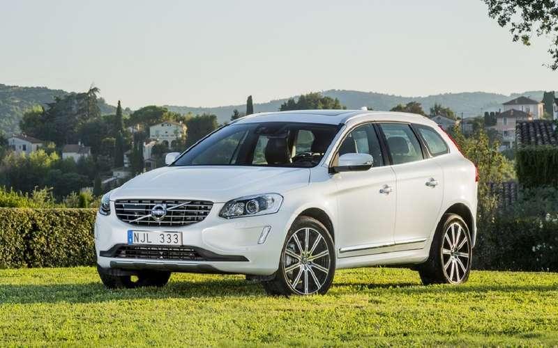 Перегрев двигателя: вРоссии отзывают Volvo