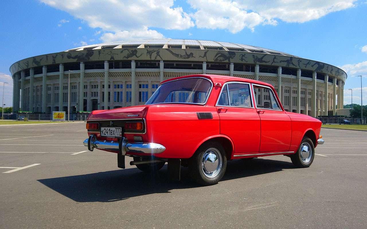 Москвич-412: вот как советские инженеры переделали двигатель BMW— фото 994348