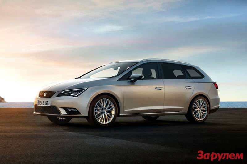Seat Leon ST 2014 1600x1200 wallpaper 01