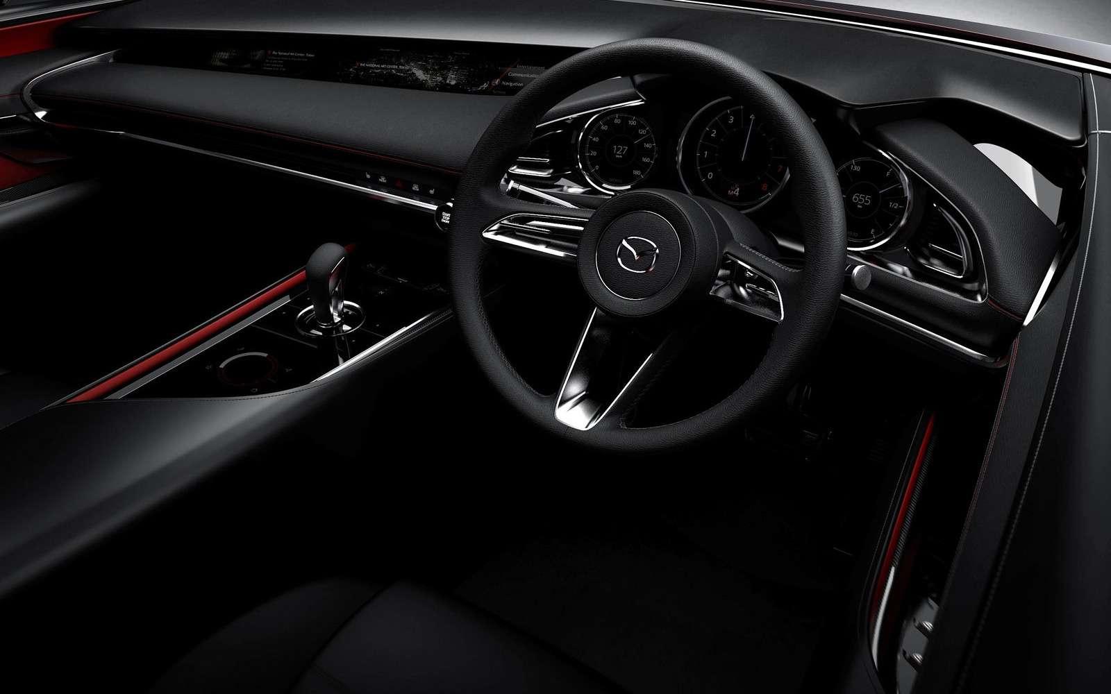 Новая Mazda 3: мызнаем, как она будет выглядеть— фото 809155