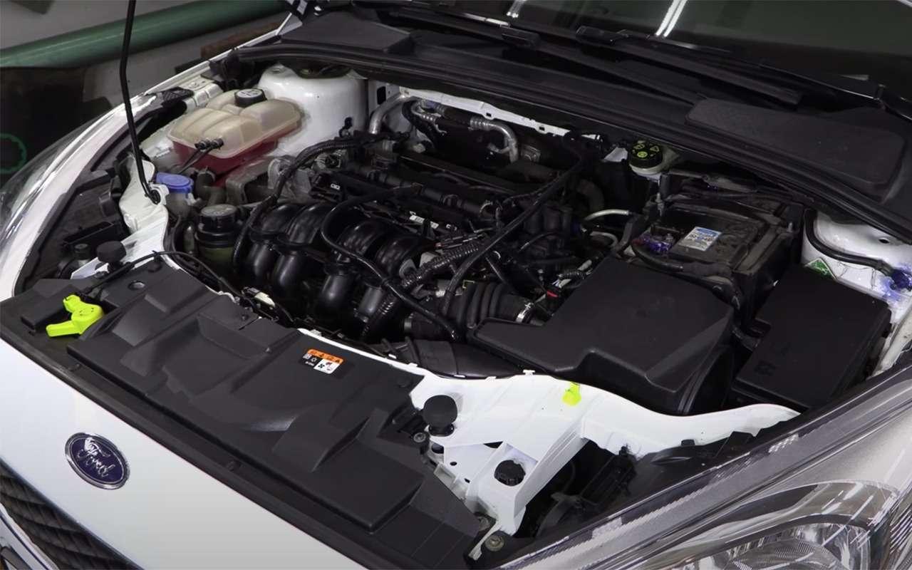 Ford Focus III навторичке: длинный список проблем— фото 1167214