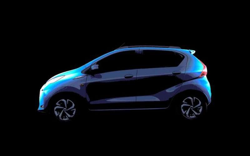Обновленный приподнятый Datsun за300 тысяч (норупий)