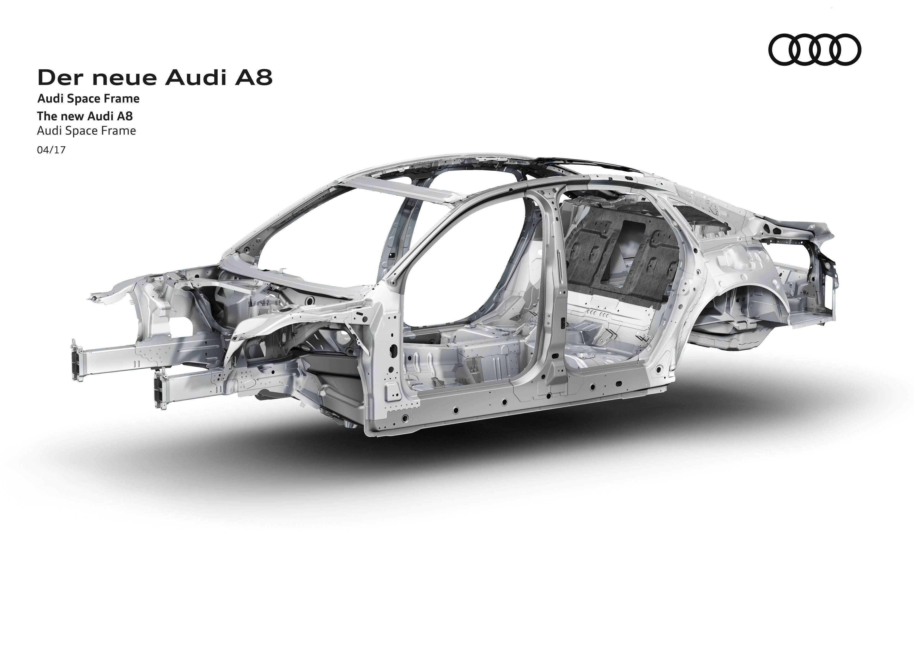 Новый Audi A8: работа надошибками BMW— фото 732828