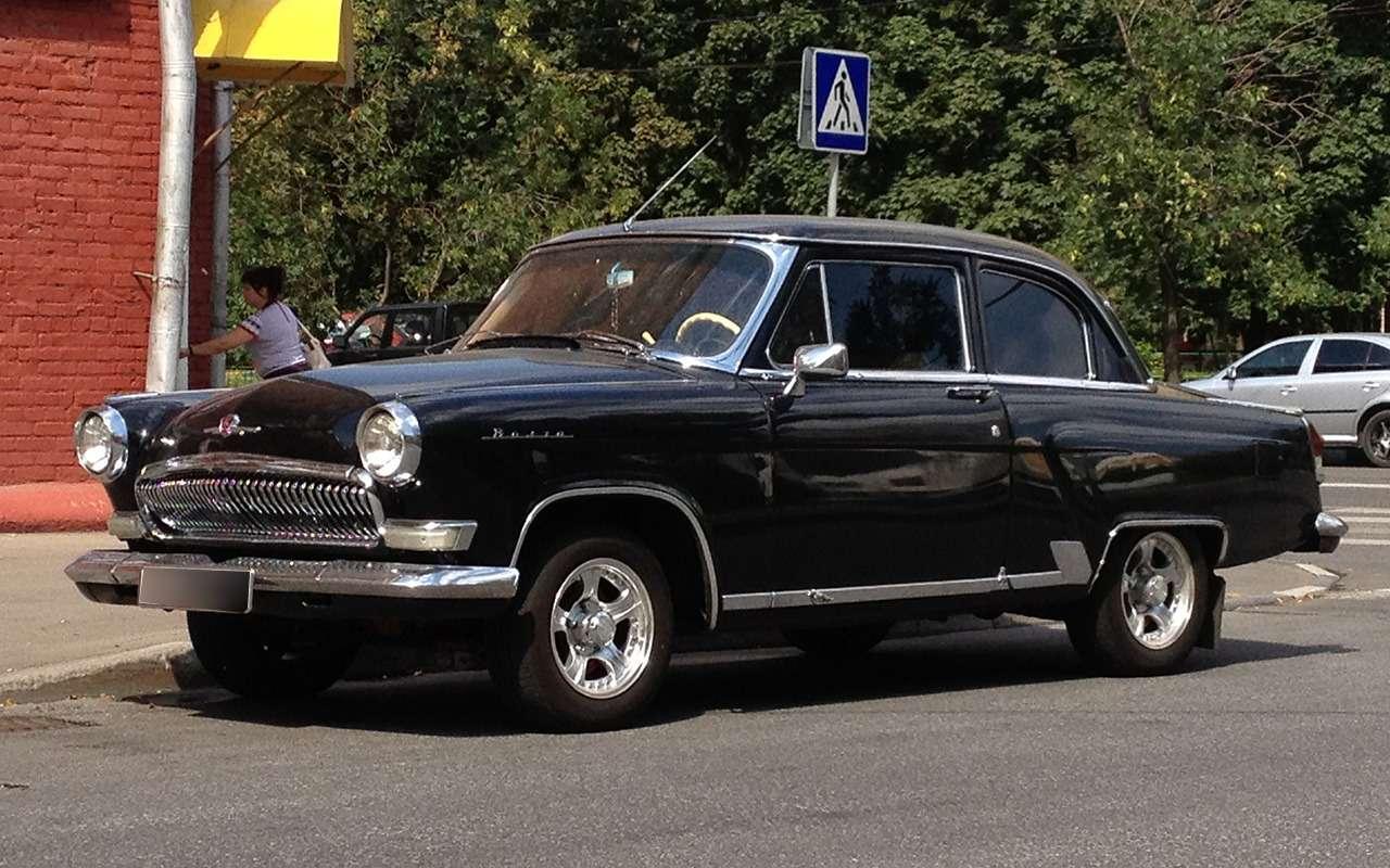 11модификаций Волги ГАЗ-21, которых какбы небыло— фото 970884