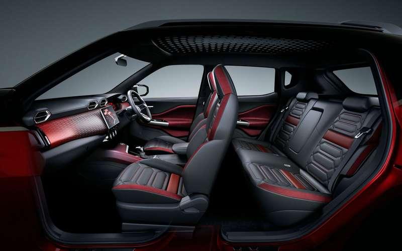 Nissan Magnite— очень просторный инедорого