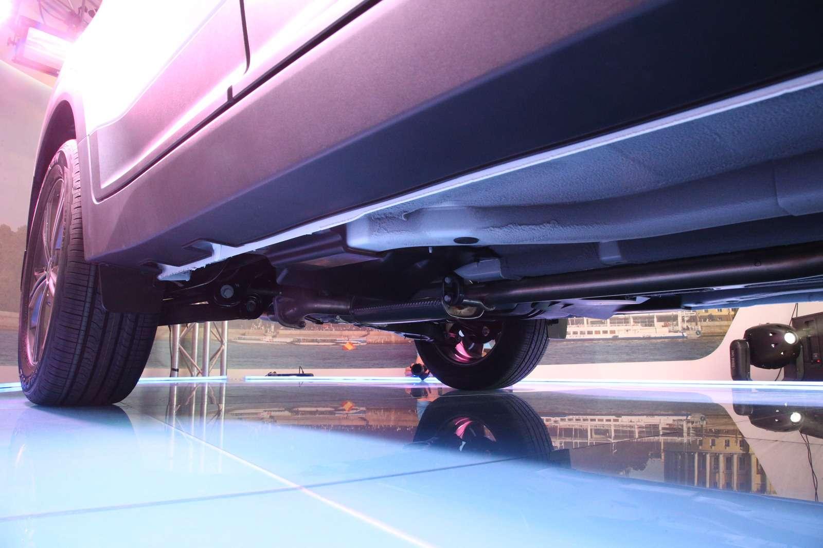 Hyundai рассекретила новый кроссовер Creta питерской сборки— фото 594293