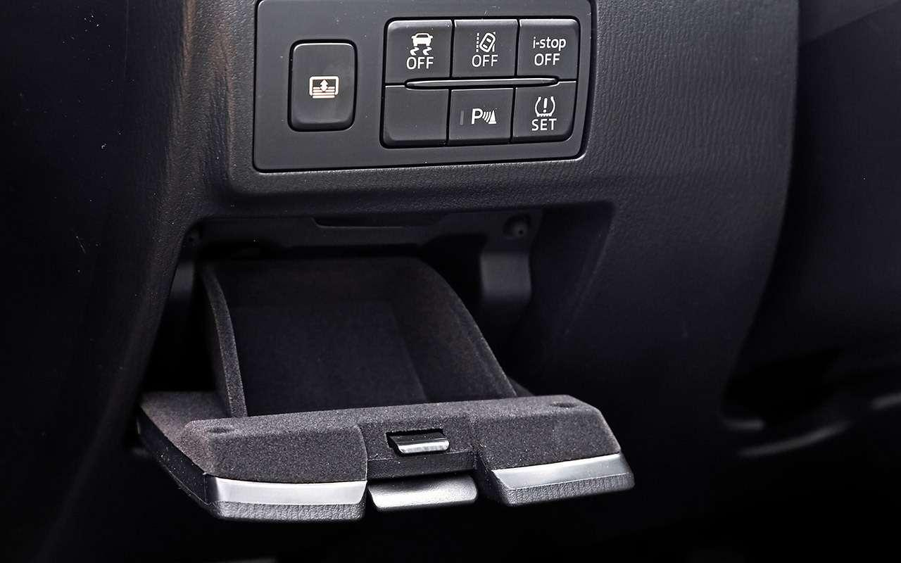 Toyota Camry против конкурентов— сравнительный тест— фото 882430
