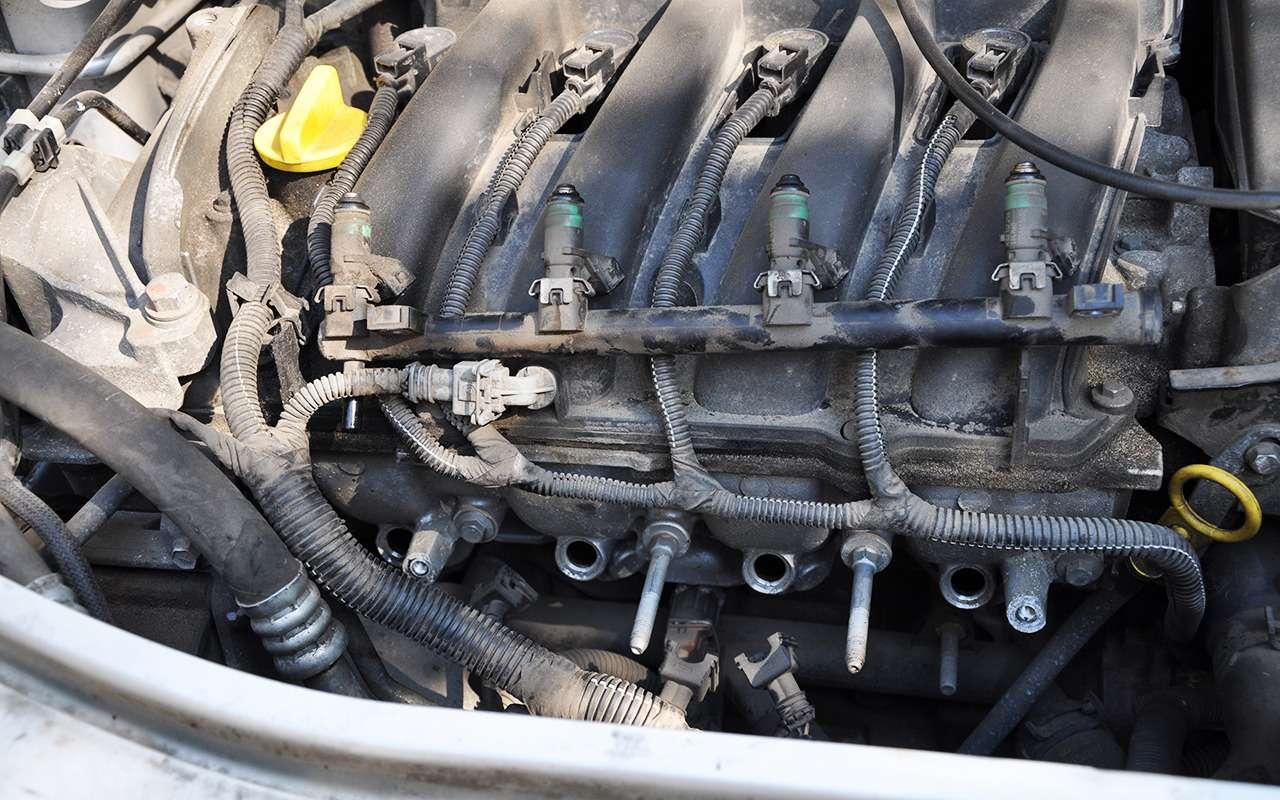 Lada Largus навторичке: неубиваемая подвеска икапризная электрика— фото 1211912