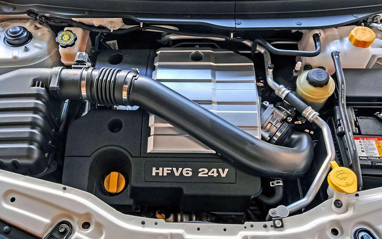 Chevrolet Captiva свторички: список проблем— фото 1167327