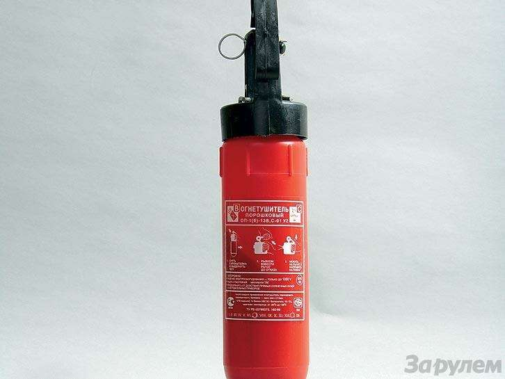 Экспертиза огнетушителей: чтобы непогасло— фото 90360