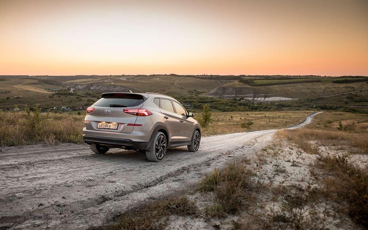 5 поводов задуматься опокупке обновленного Hyundai Tucson— фото 929354