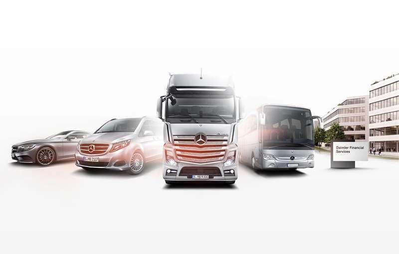 Концерн Daimler разделится натри независимых подразделения