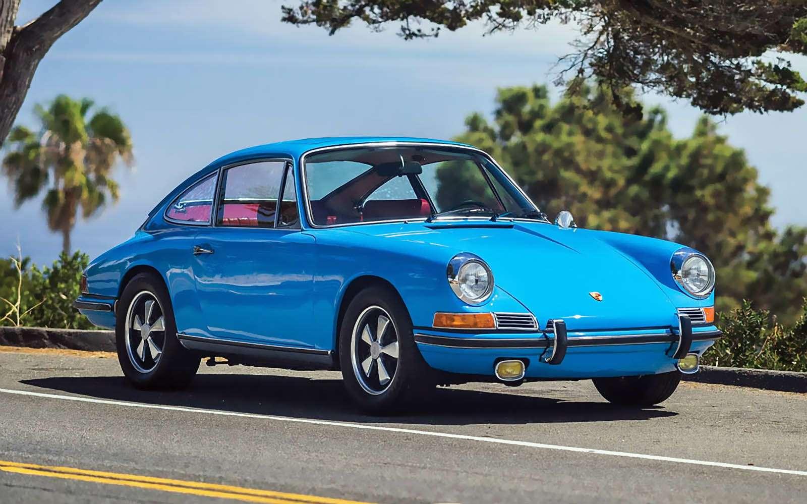 Porsche 911, 1964-1969