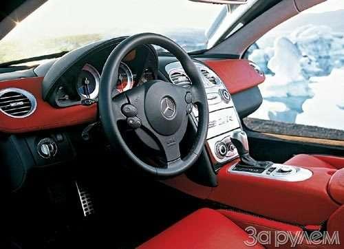 Виртуальная дуэль: Lamborghini Gallardo— Mercedes-Benz SLR McLaren. Взолотую коллекцию— фото 47625