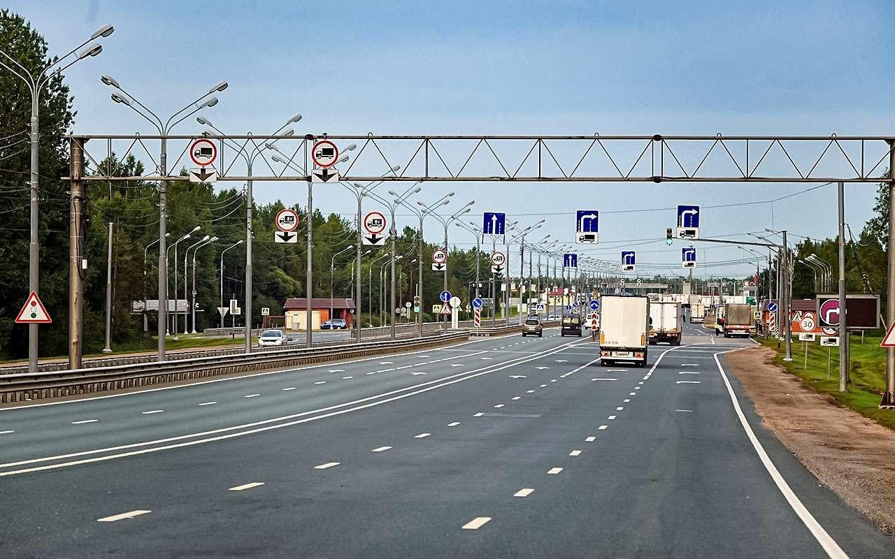 Трасса М-1«Беларусь»: зачто будут брать деньги?— фото 782954