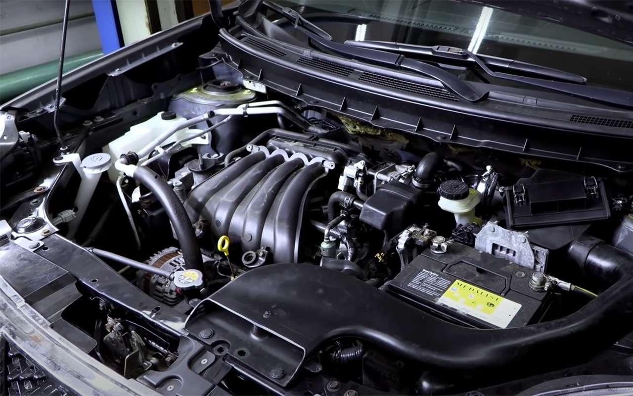 Nissan X-Trail навторичке: список проблем (длинный)— фото 1197787