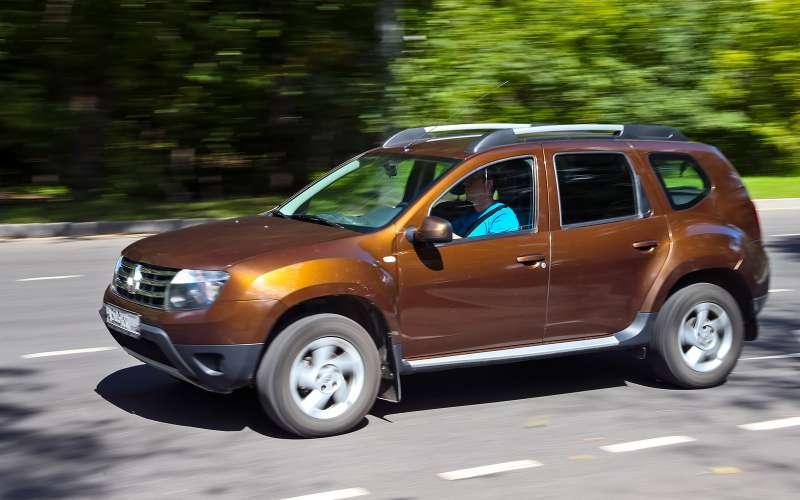 Renault Duster изпарка ЗР: расстаемся стяжелым сердцем