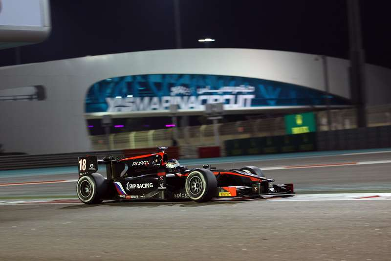 Gp2 series Abu Dhabi, UAE 27 — 29 November 2015