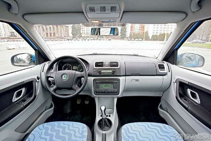 Тест Chevrolet Rezzo, Fiat Doblo, Skoda Roomster. Квадратные метры— фото 70469