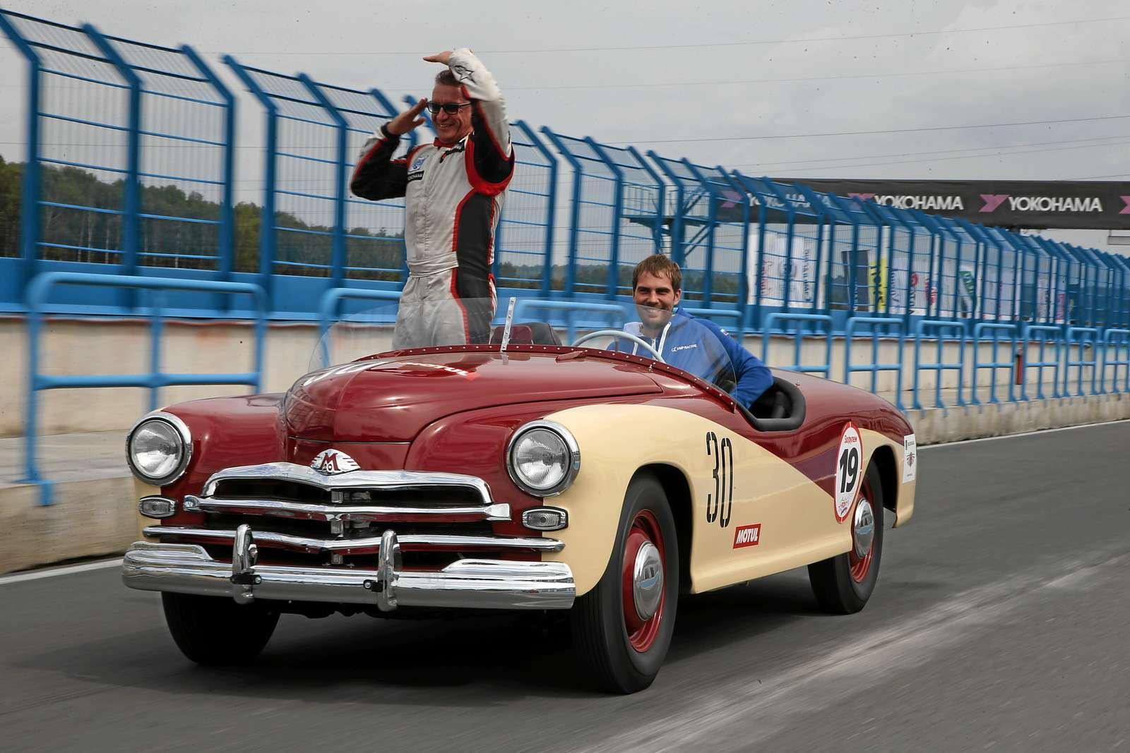 Самые быстрые автомобили вистории тестов «Зарулем»— фото 583909