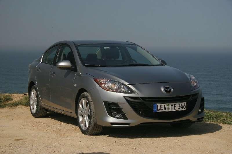 Mazda3: Прощай молодость— фото 92659