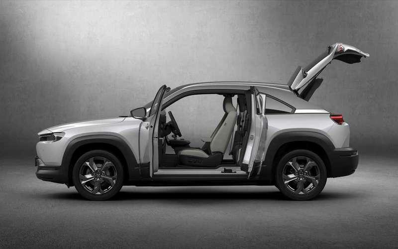 Mazda представила новый кроссовер дляЕвропы