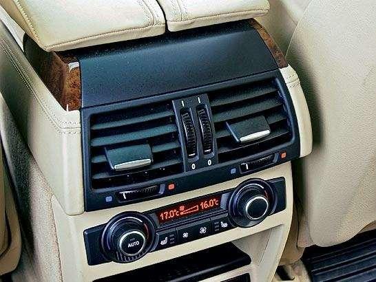 Тест Infiniti FX45, BMW X6: Позакону альбиносов, или Приятные исключения— фото 89568