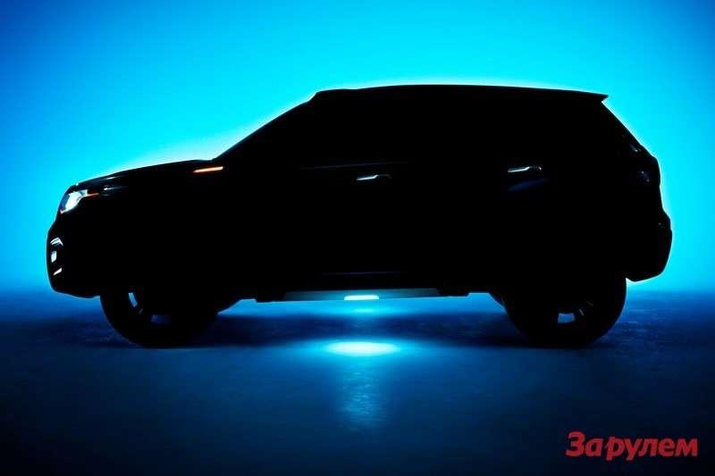 IAA2013 Suzuki iV4Concept teaser 2