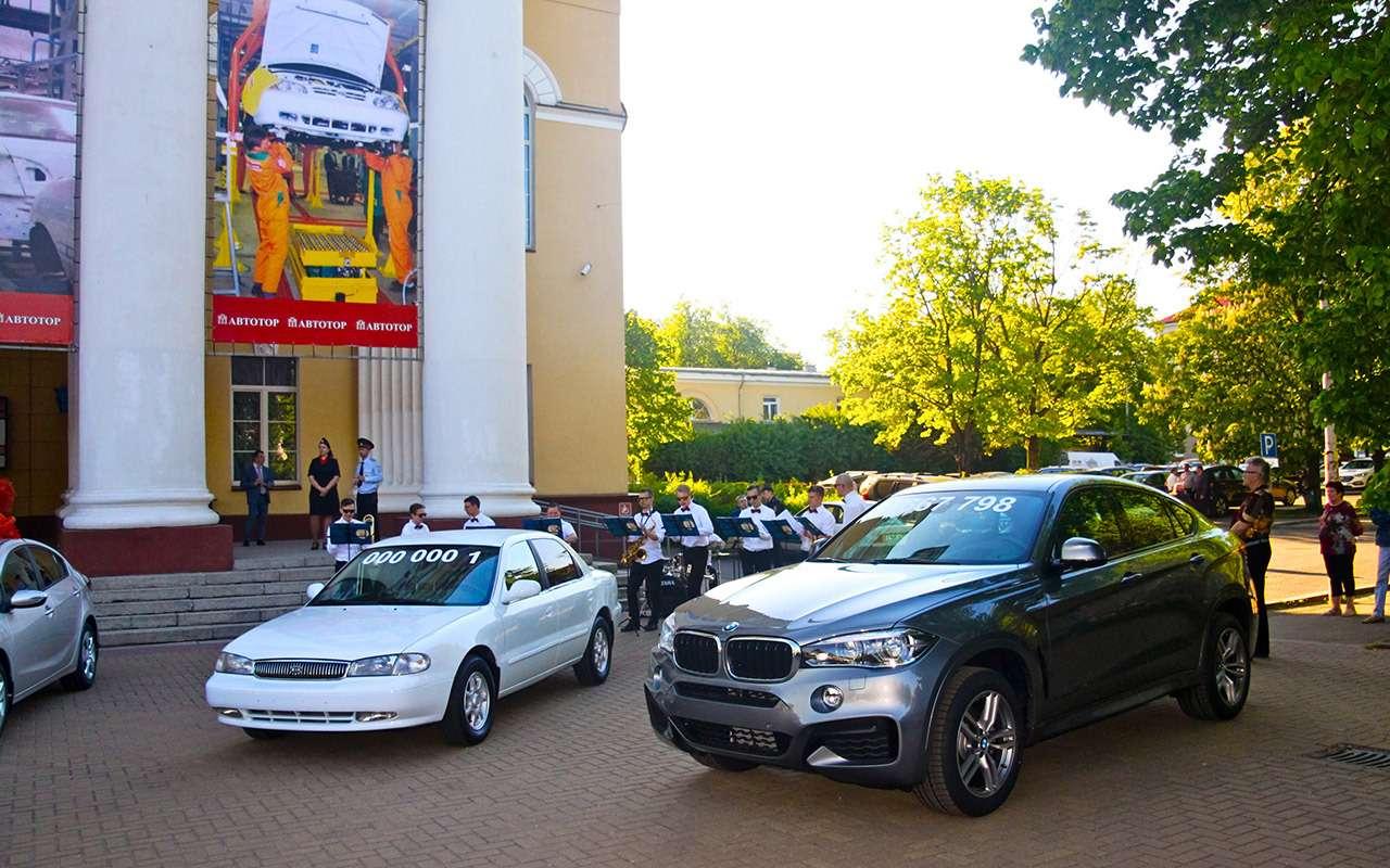 Автомобильный интернационал: репортаж с«Автотора»— фото 820902