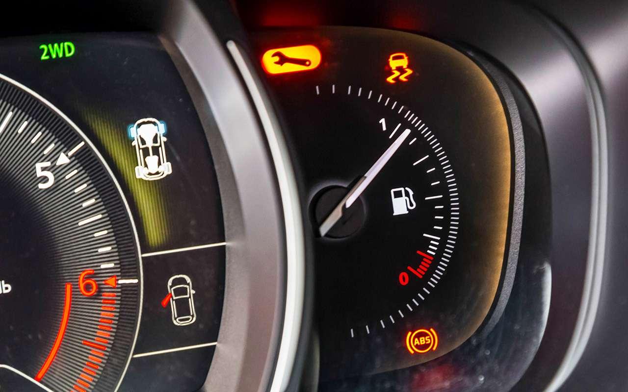 Hyundai Creta или Renault Koleos: чей полный привод круче? Часть 1— фото 825553