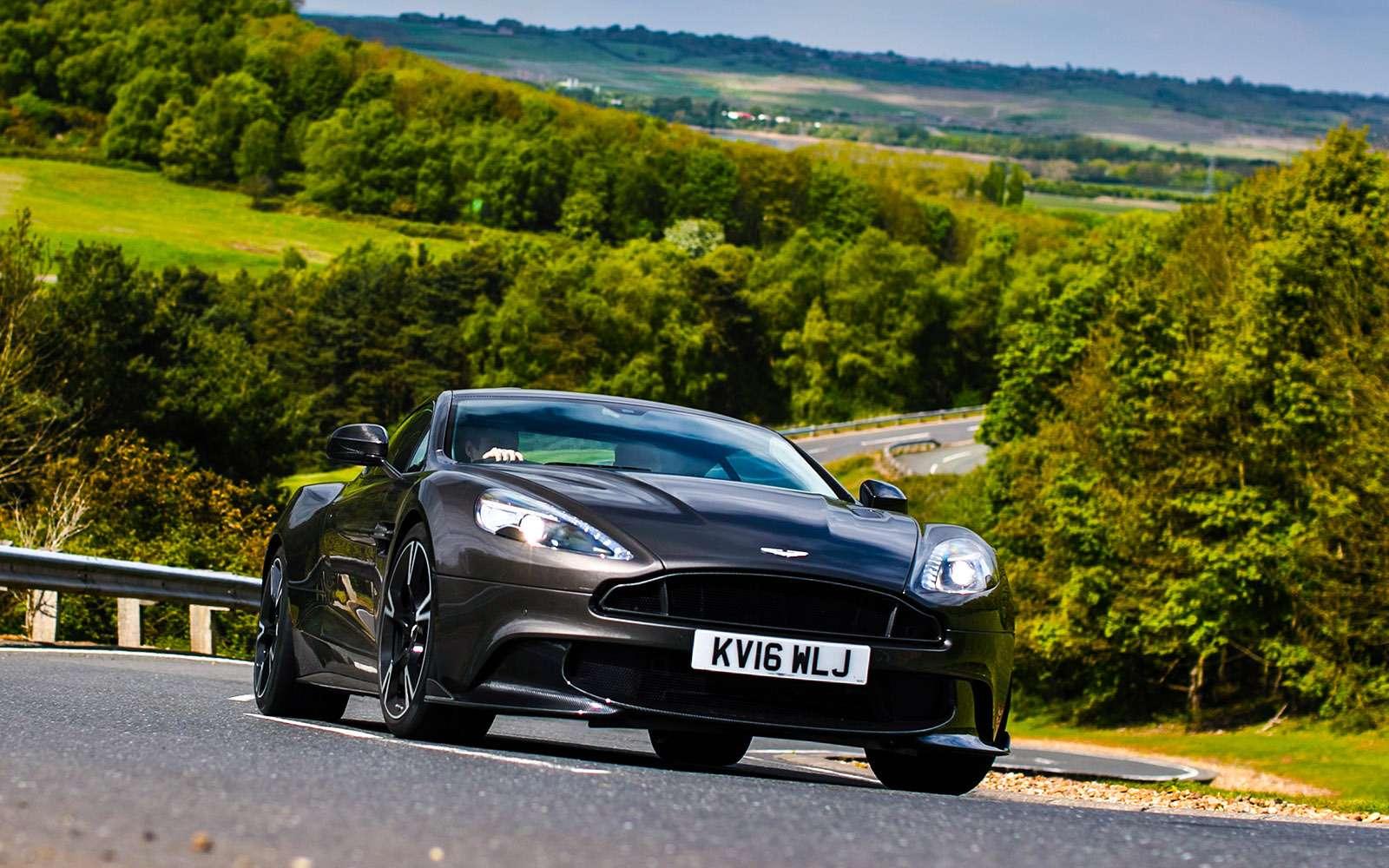 Aston Martin: история напродажу— фото 772073