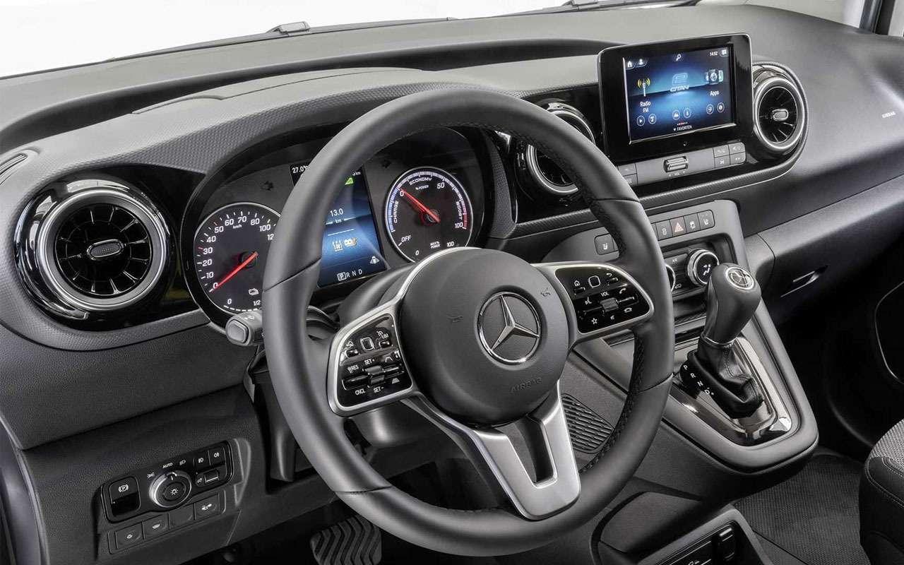 Mercedes набазе Renault— недорогая новинка— фото 1272785