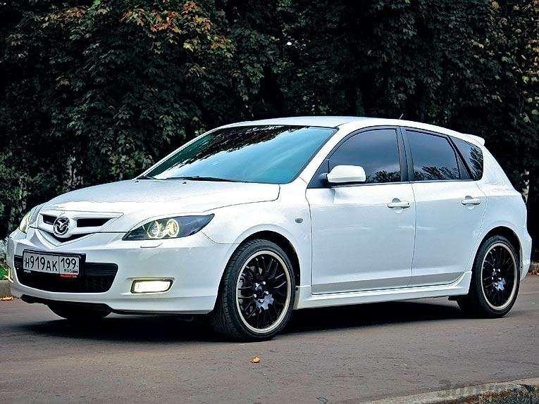 Mazda 3на вторичном рынке: три пишем, пять вуме— фото 90346