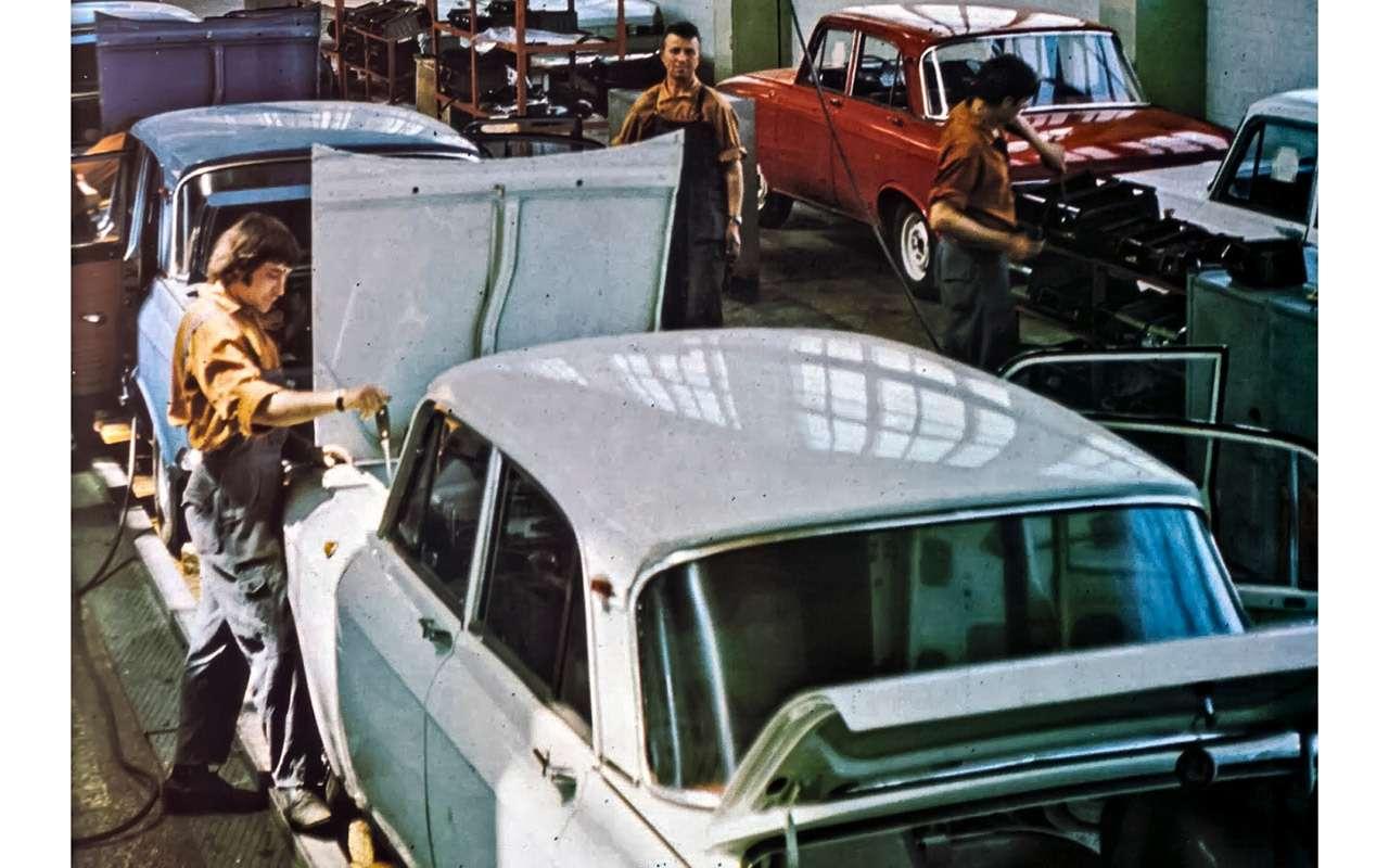 Наши заграницей: вочто превращались автомобили СССР вКитае, Корее, наКубе— фото 963674