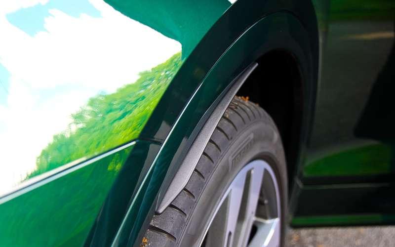 Спортивный семьянин Audi SQ5— тест ЗР