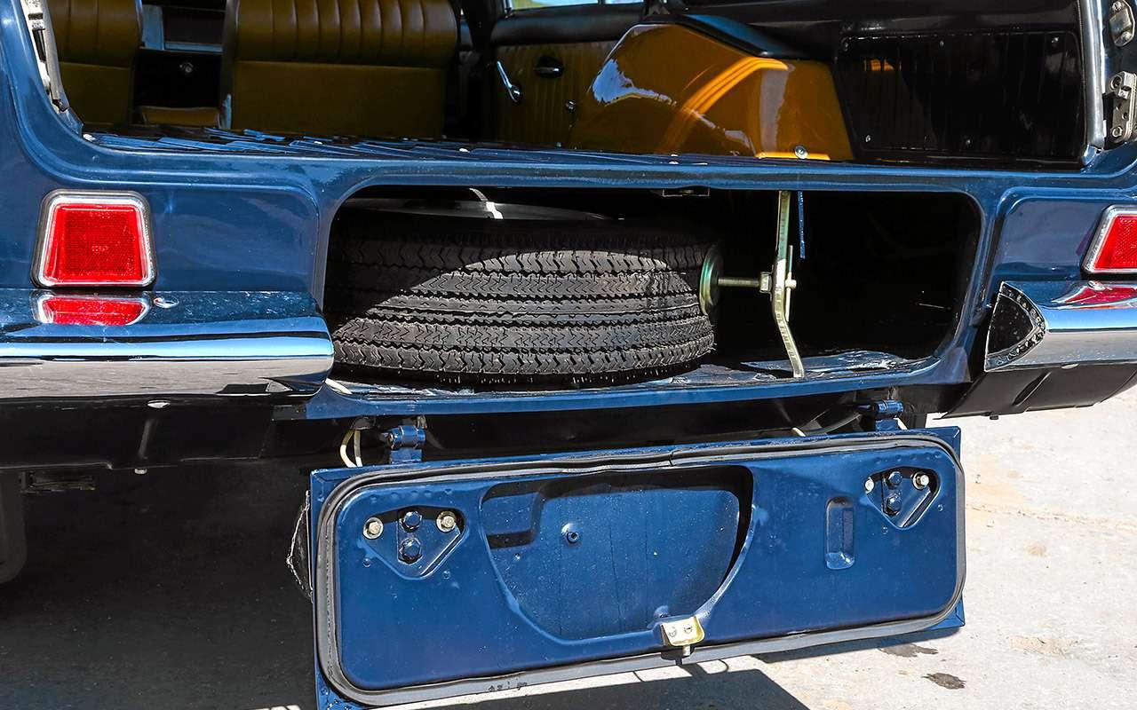 Самый желанный автомобиль вСССР: тест недоступной Волги— фото 992094
