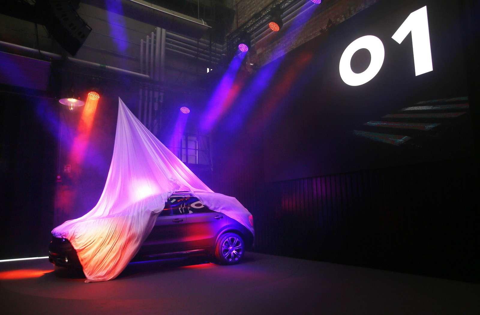 Знакомьтесь— Lynk & CO01: шведы построили китайский автомобиль— фото 651588