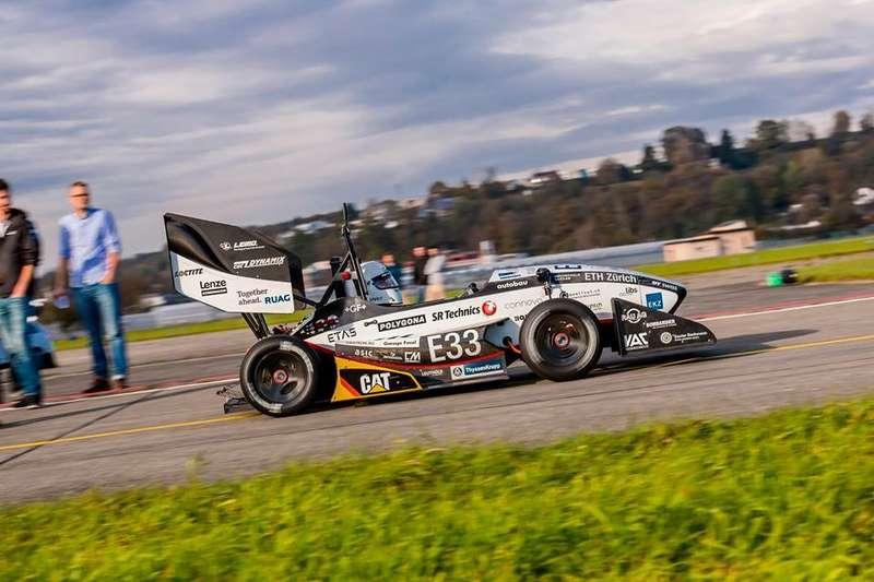 Электрокар установил мировой рекорд, разогнавшись с0до 100 км/ч за1,8 сек. (ВИДЕО)