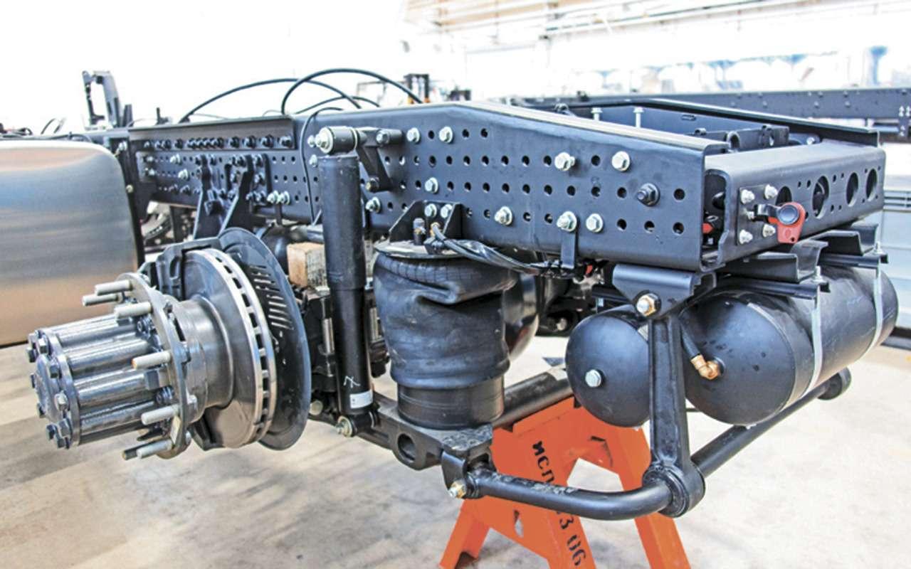 КАМАЗ пятого поколения— подробный обзор— фото 1254166