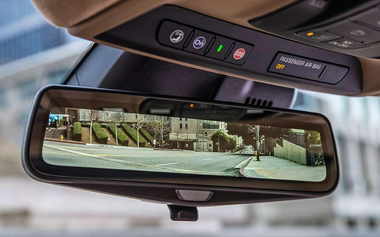 Cadillac CT6: тест-драйв соглядкой наТрампа— фото 867847