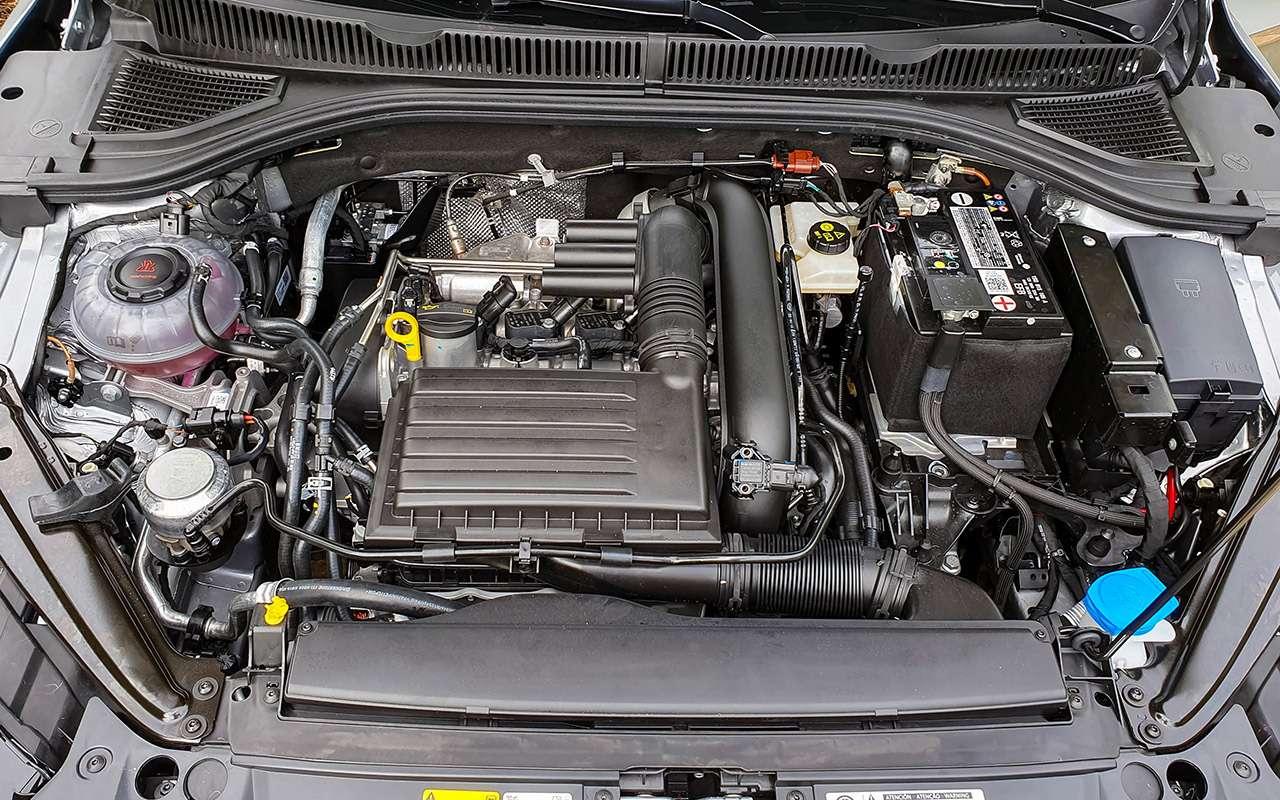 Новый Volkswagen Jetta: 5оценок идетальный тест-драйв— фото 1030546