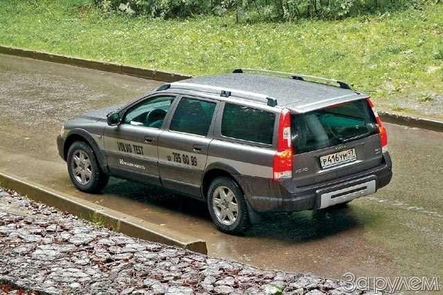 Трейд-ин Volvo XC70. Первый парень надеревне— фото 59957