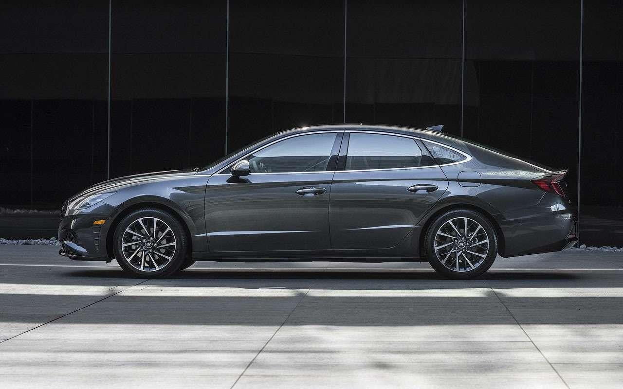 Hyundai адаптирует седаны подклиентов— фото 983087