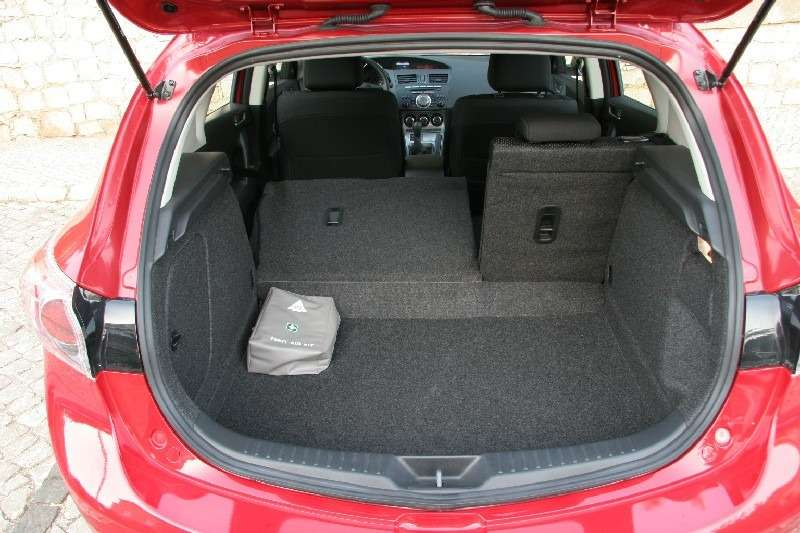 Mazda3: Прощай молодость— фото 92675
