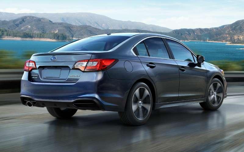 Subaru возвращает вРоссию седан Legacy