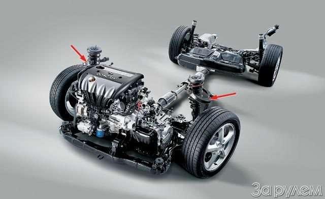 Hyundai NF, Hyundai Sonata. Налигу выше— фото 59045